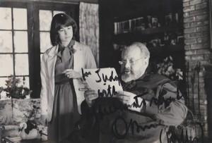 A photo of Orson Welles