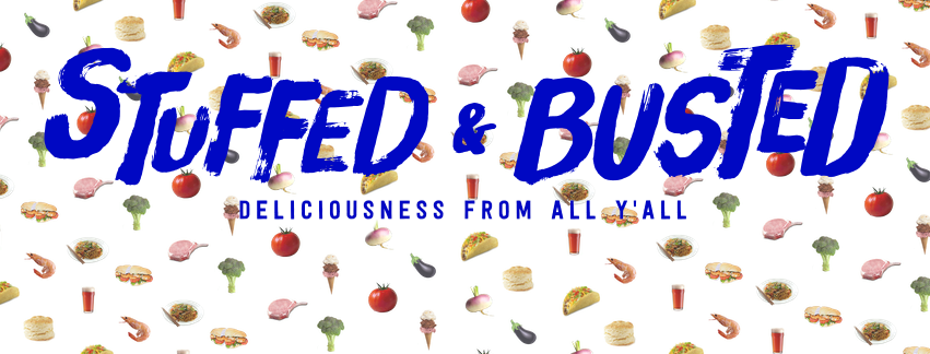 The Stuffed and Busted logo